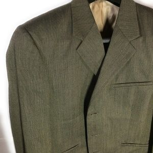 Mens Sport Suit Jacket